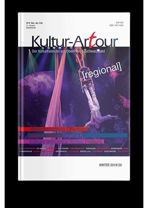 Kultur-Artour Ausgabe Winter/2018