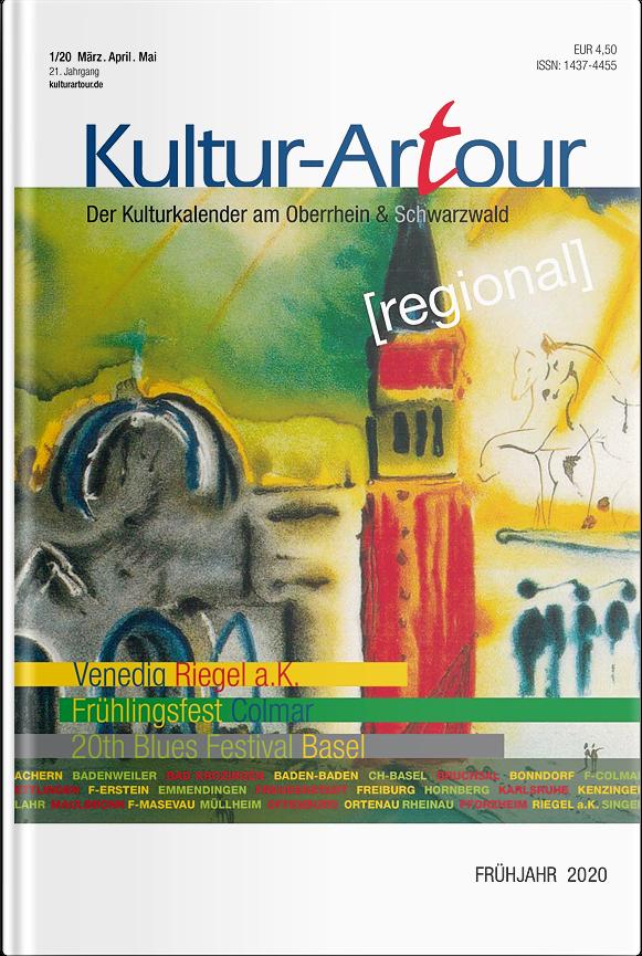 Kultur-Artour Ausgabe 01/2020