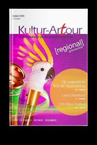 Hier geht es zum E-Magazin von Kultur-Artour